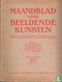 Maandblad voor Beeldende Kunsten 5 Achttiende jaargang