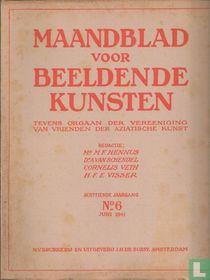 Maandblad voor Beeldende Kunsten 6 Achttiende jaargang