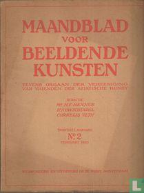 Maandblad voor Beeldende Kunsten 2 Twintigste jaargang