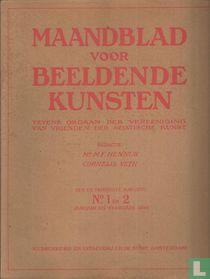 Maandblad voor Beeldende Kunsten 1 Een en twintigste jaargang