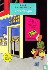 Le lancement du lectochèque