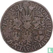 Deventer-Kampen-Zwolle Arendrijksdaalder 1587