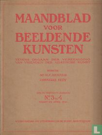 Maandblad voor Beeldende Kunsten 3 Een en twintigste jaargang