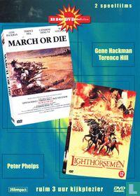 The Lighthorsemen + March or Die