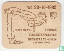 Grootse Studentenfeesten / Belgische kartoens 1982