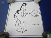 Bathyllus met zwaan