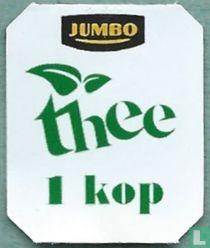 Jumbo Thee / 100% natuurlijk 1 kop