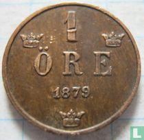 Zweden 1 öre 1879