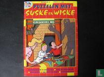 Puzzelen met Suske en Wiske 8