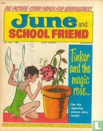 June and School Friend 428