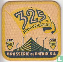 325e. Anniversaire Brasserie du Phenix. S.A