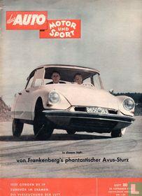 Auto Motor und Sport 20