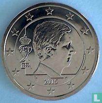 Belgium 5 cent 2015