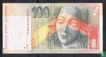 Slowakij 100 Korun 1999