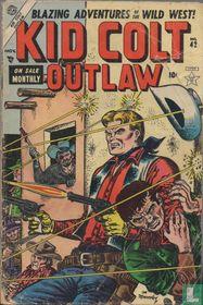 Kid Colt Outlaw 42