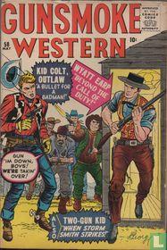 Gunsmoke Western 58