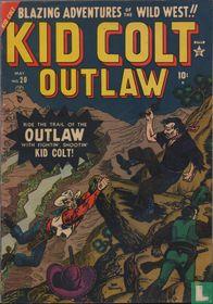 Kid Colt Outlaw 20