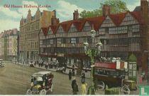 Old Houses, Holborn, London
