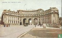 London: The Admirality Arch