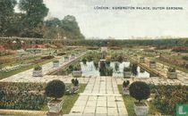 London: Kensington Palace, Dutch Gardens