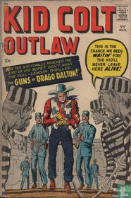 Kid Colt Outlaw 97