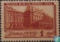 Vijf jaar Lenin-museum