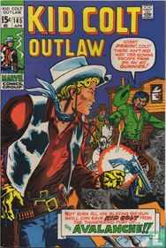 Kid Colt Outlaw 145