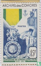 Honderdjarig van de Militaire Medaille