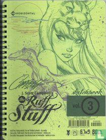 The ruff stuff - Sketchbook 3