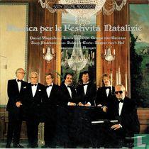 Musica per le Festivita Natalizie - 7 Famous Pianists