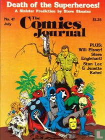The Comics Journal 47