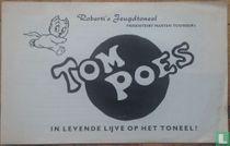 Tom Poes in levende lijve op het toneel