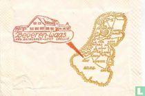 Beveren Waas - weg Antwerpen-Gent (België)