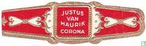 Justus van Maurik Corona