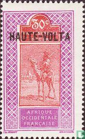 Kamel-Fahrer