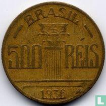 Brazilië 500 réis 1936