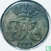 Pruisen 1/48 thaler 1743