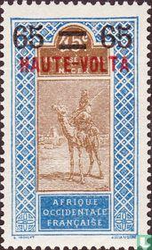 Tuareg, mit Aufdruck