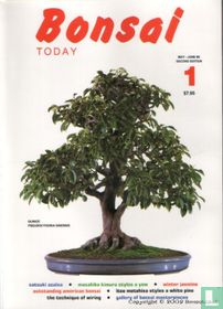 Bonsai Today 1 second edition