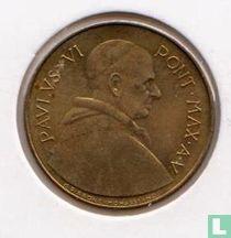 Vaticaan 20 lire 1967