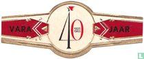 40 VARA 1925 1965 - VARA - JAAR