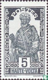Hausa chieftain