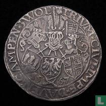 Deventer-Kampen-Zwolle Arendrijksdaalder 1567