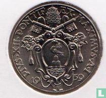 Vaticaan 50 centesimi 1939