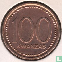 Angola 100 kwanzas 1991