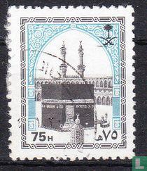 Heilige Ka'aba in Mekka