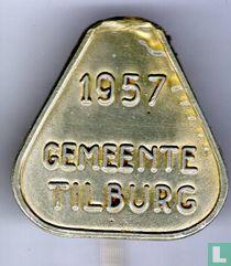 1957 Gemeente Tilburg