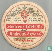 Andreas Edel Pils Andreas Export