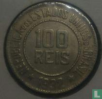 Brasilien 100 Réis 1932