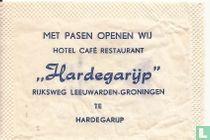 "Hotel Café Restaurant ""Hardegarijp"""